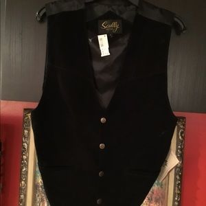 Other - Scully Suede vest